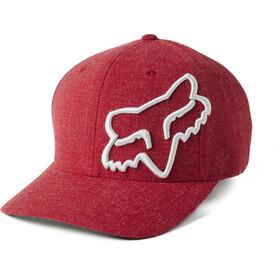 Fox Clouded 2.0 Flexfit Cappello Uomo, rosso